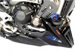 Belly Pan - suits Yamaha MT-09 fitted with Yamaha Engine Protectors (2013-2016) - choice of colours